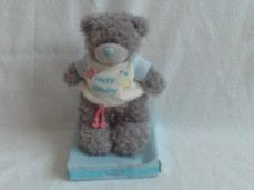 Adorable 'Happy Birthday' Me to You Bear on Box